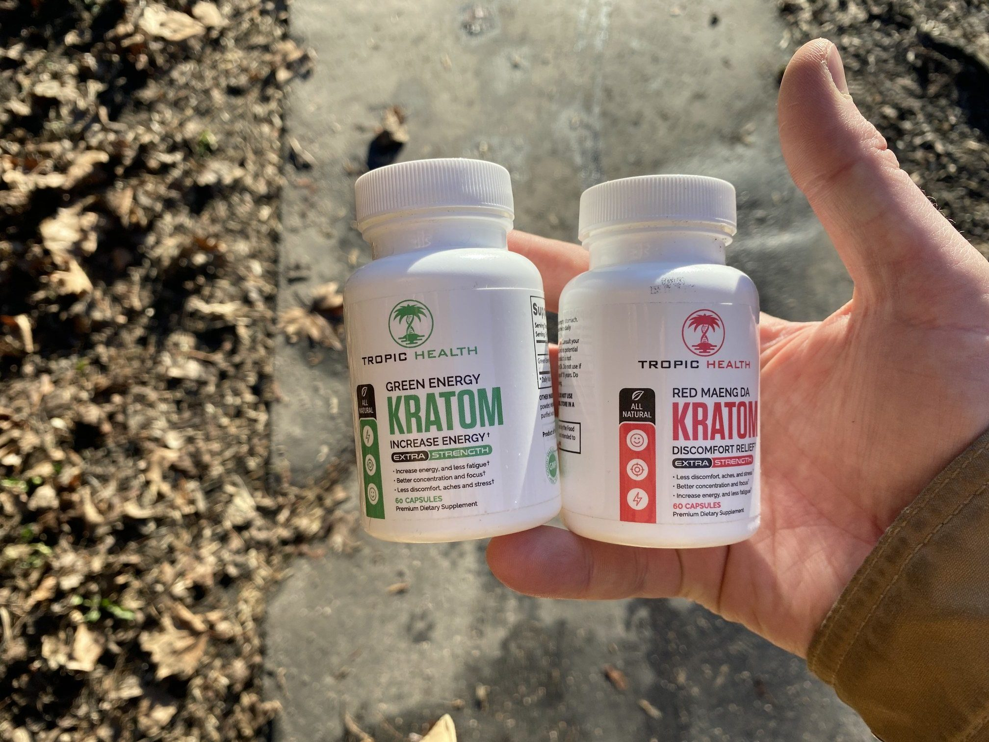which kratom is the best for pain